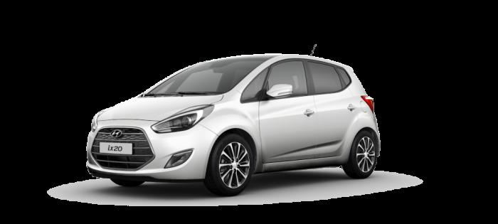 Hyundai ix20 Trikolor Essential na operativní leasing