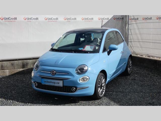 Fiat 500 1.2 Plus na operativní leasing