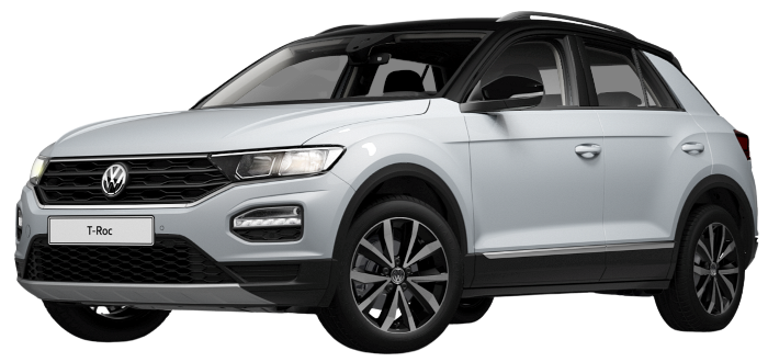 Volkswagen T-Roc 1.5 TSI na operativní leasing