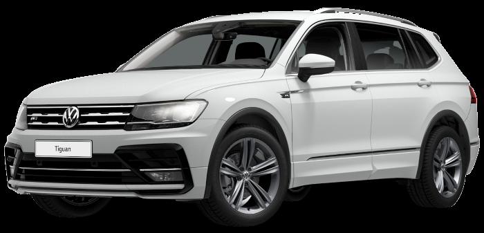 Volkswagen Allspace 2,0 TSI na operativní leasing