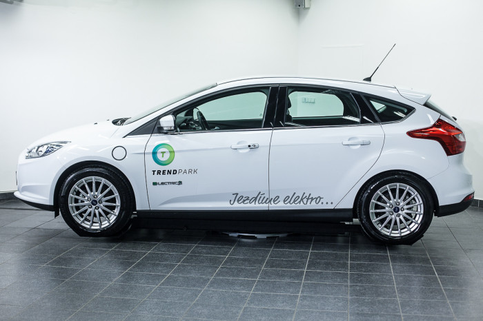 Ford Focus Electric na operativní leasing