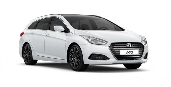 Hyundai i40 Kombi EXPERIENCE 1.7 CRDI 104 kW na operativní leasing