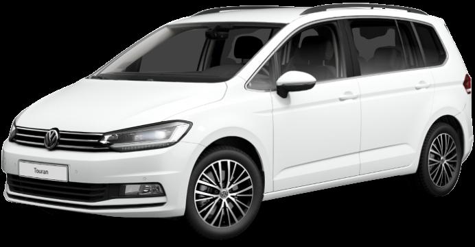 Volkswagen Touran 2,0 TDI na operativní leasing