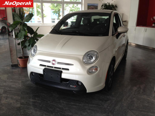 fiat 500e elektromobil operativn leasing p ehled a srovn va operativn ch leasing auto. Black Bedroom Furniture Sets. Home Design Ideas