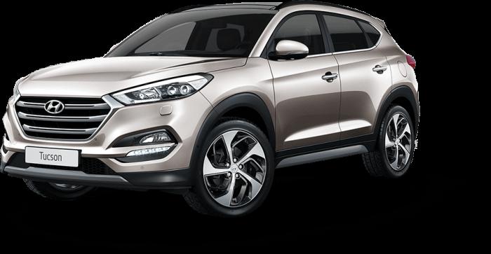 Hyundai Tucson Trikolor na operativní leasing