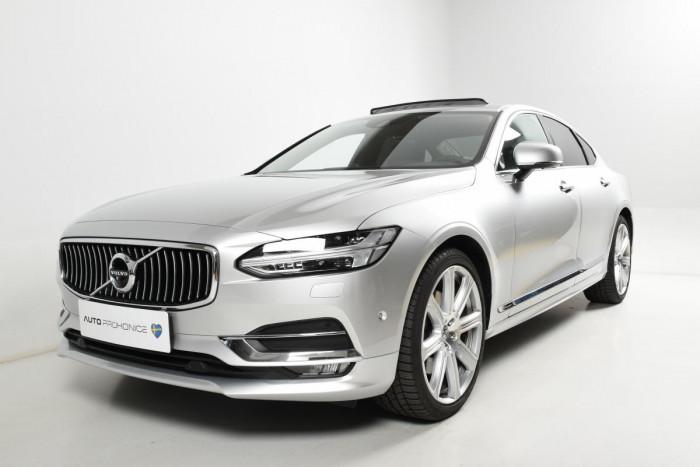 Volvo S90 T6 AWD INSCRIPTION AUT 1.maj. na operativní leasing