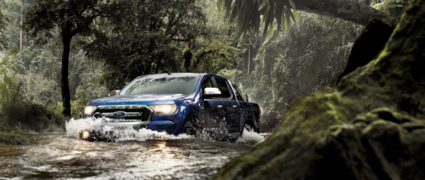 Drsňák Ford Ranger v novém kabátě, v akci jen za 9 099 za měsíc!