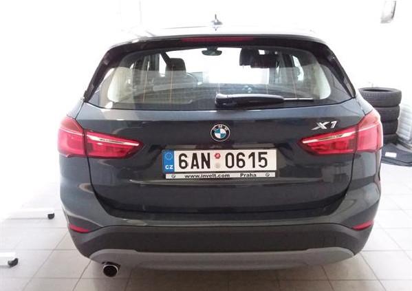 BMW X1 sDrive 18d aut. na operativní leasing