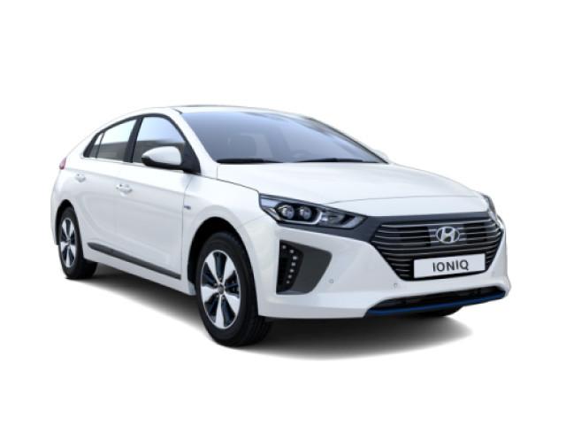 Hyundai IONIQ Plug-in Hybrid 1,6 GDI PHEV 104 kW na operativní leasing