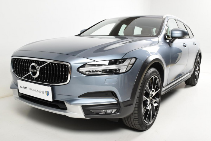 Volvo V90 CROSS COUNTRY D5 AWD REZERVACE na operativní leasing