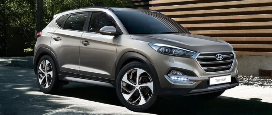 Hyundai Tucson na operativní leasing. Výborný společník pro rodinu s full-servisem od 8 797 Kč měsíčně!