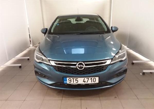 Opel Astra 1.0 T Enjoy na operativní leasing