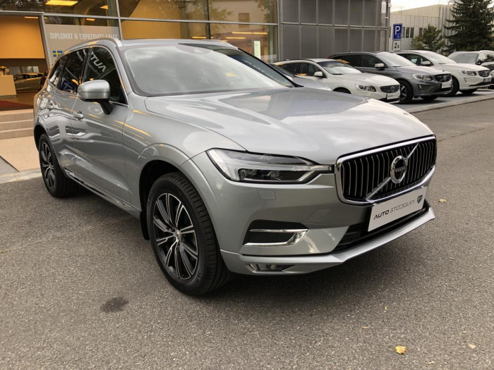 Volvo XC60 T5 AWD INSCRIPTION REZERVACE na operativní leasing