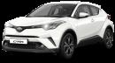 Toyota C-HR 1.2 Turbo na operativní leasing