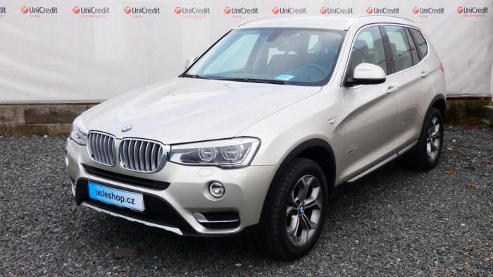 BMW X3 20d Xdrive xline na operativní leasing