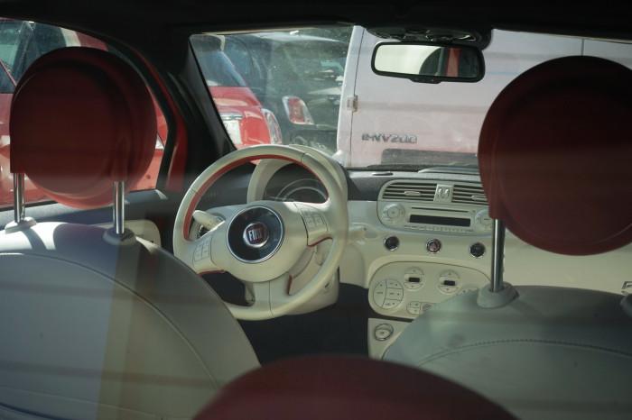 Fiat 500 E na operativní leasing