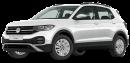 Volkswagen T-Cross 1.6 TDI na operativní leasing