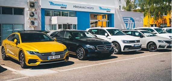Výhodný krátkodobý operativní leasing od Mototechna DRIVE v přehledu nabídek na NaOperak.cz