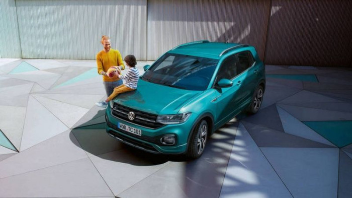 VW T-Cross Life 1.0 TSI 70 kW na operativní leasing