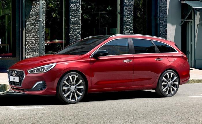 Hyundai i30 kombi 1.0 T-GDI  Trikolor  88kw - bez závazků na operativní leasing
