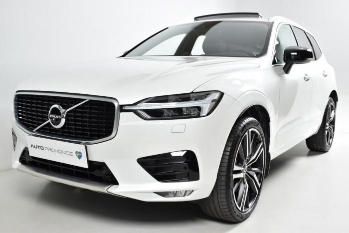 Volvo XC60 D4 R-Design AUT 1.maj. na operativní leasing