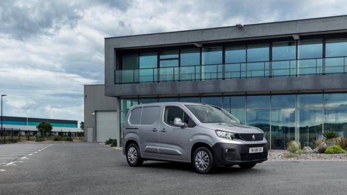Peugeot Partner L2 Access 1.5 BlueHDi 73 kW na operativní leasing