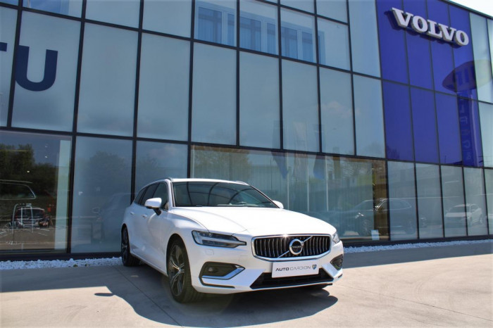 Volvo V60 T6 AWD INSCRIPTION REZERVACE na operativní leasing