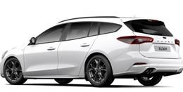 Ford Focus kombi Trend Edition 1.0 EcoBoost, 125 k, 6st. manuální s výbavou na operativní leasing