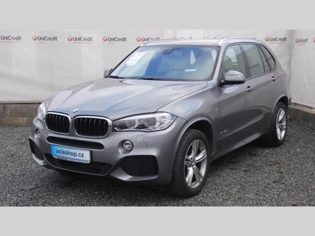 BMW X5 30d xDrive na operativní leasing