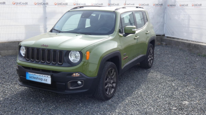 Jeep Renegade 2,0 MJET 4WD at 75 th Annivers na operativní leasing