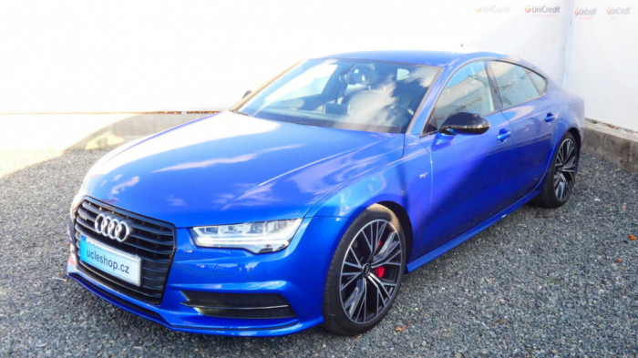 Audi A7 Sportback 3.0 BiTDI Quattro 235 kW na operativní leasing