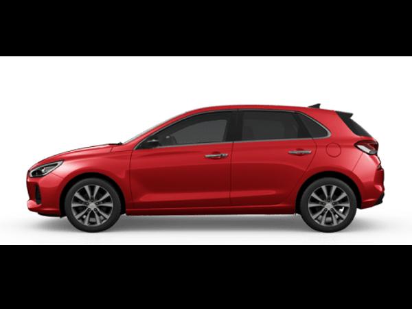 Hyundai i30 HB 1.4i Trikolor  na operativní leasing