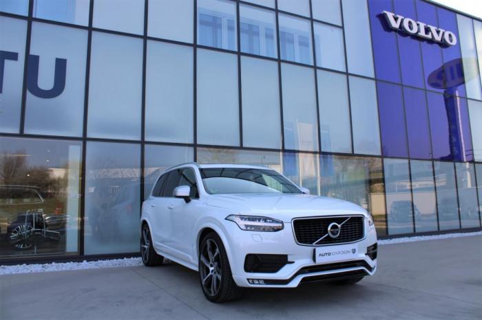Volvo XC90 D5 AWD R-DESIGN POLESTAR AUT na operativní leasing
