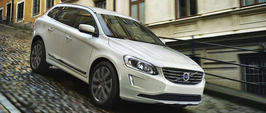 Volvo XC60 se loučí i na operativní leasing