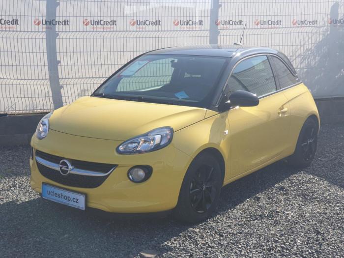 Opel Adam 1,4 64kW JAM na operativní leasing
