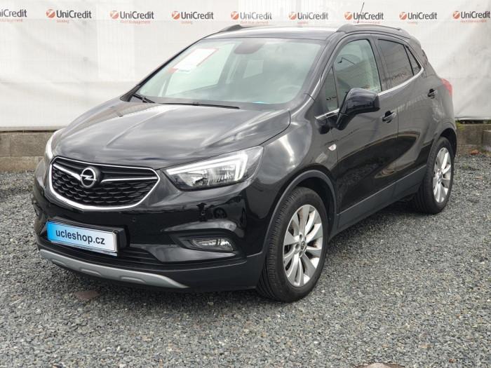 Opel Mokka Mokka X AWD 1.4 NET MT6 na operativní leasing