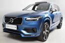 Volvo XC90 T6 AWD R-DESIGN AUT REZERVACE na operativní leasing