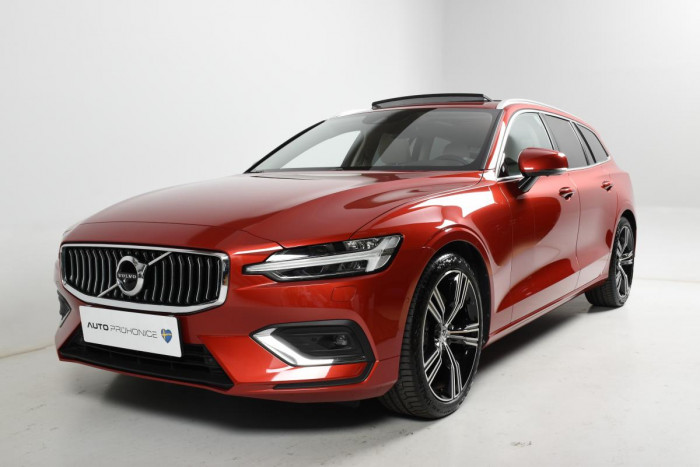 Volvo V60 D4 INSCRIPTION AUT 1.maj. na operativní leasing