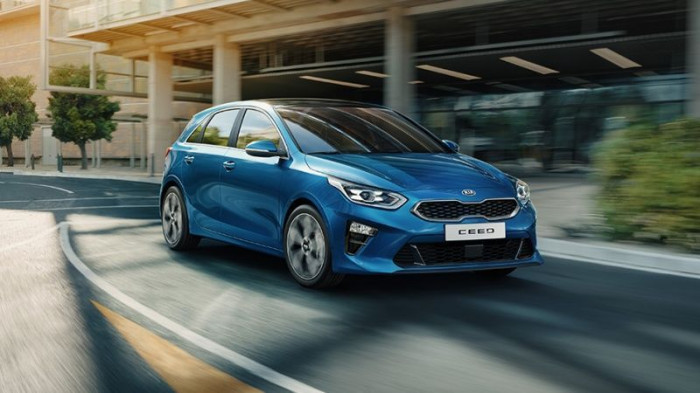KIA Ceed Exclusive 1.4 T-GDI 103 kW na operativní leasing