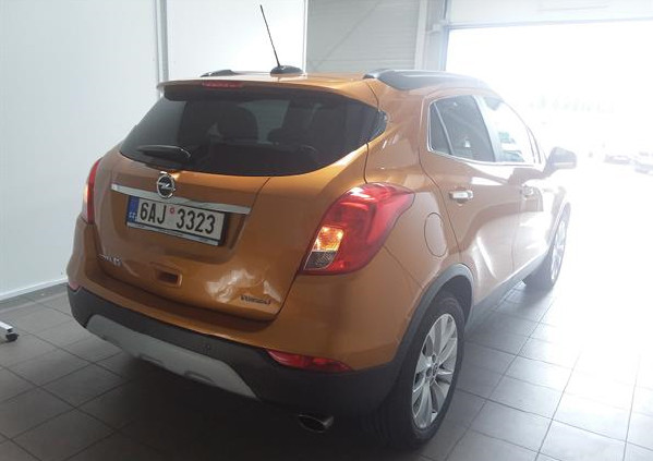 Opel Mokka X 1.4 Turbo 4x4 aut. Enjoy 112kW na operativní leasing