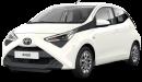 Toyota Aygo 1.0 VVT-i na operativní leasing