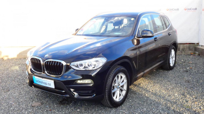 BMW X3 2.0 d xDrive ADVANTAGE na operativní leasing