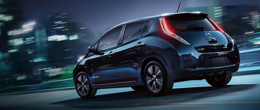 Operativní leasing Nissan Leaf: žádné elektrické vozítko, ale opravdové auto.