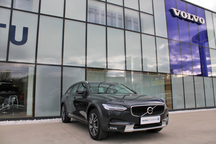 Volvo V90 CROSS COUNTRY T5 AWD AUT 1.maj na operativní leasing