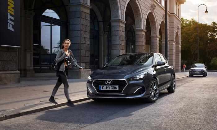 Hyundai i30 Kombi  na operativní leasing