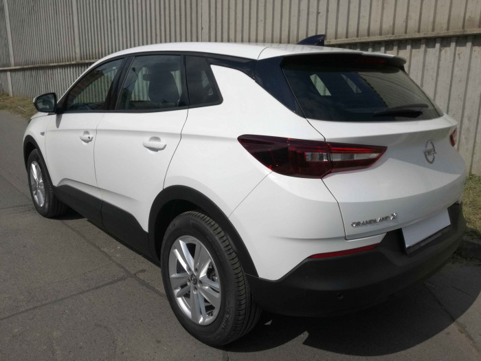 Opel Grandland X, 1,5 diesel, 96 KW - bez závazku  na operativní leasing