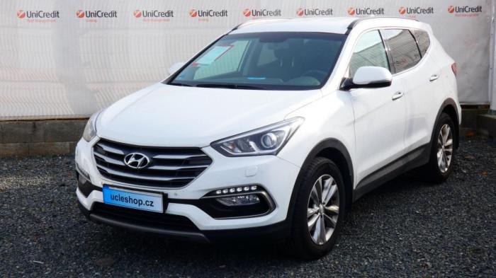 Hyundai Santa Fe 2.2D 6AT 4WD Style na operativní leasing