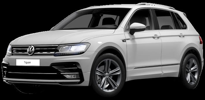 Volkswagen Tiguan 2,0 TDI na operativní leasing
