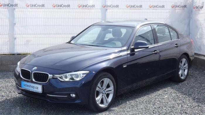 BMW Řada 3 sedan 320d aut. Sport na operativní leasing