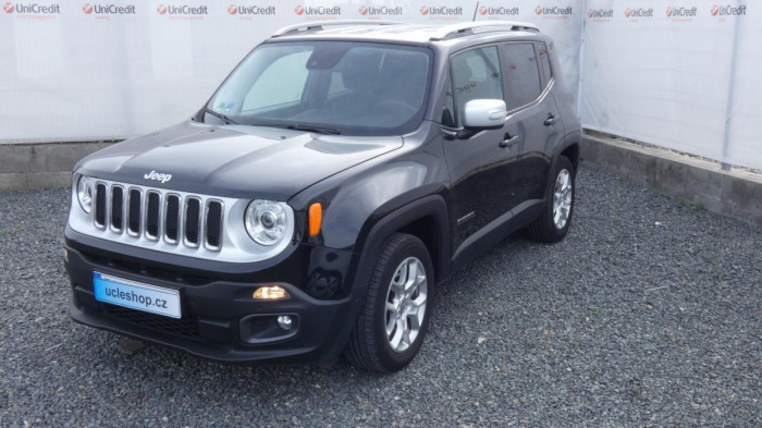 Jeep Renegade 1.4 MultiAir  Limited na operativní leasing